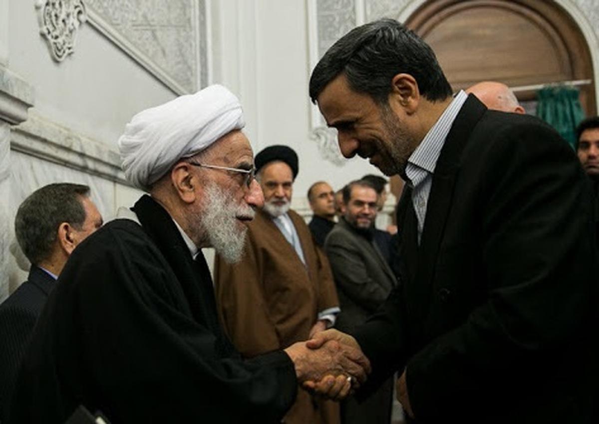 حدادعادل تلویحا از ردصلاحیت احمدی نژاد خبر داد: اصلا به او فکر نکنید؛ تکلیف روشن است