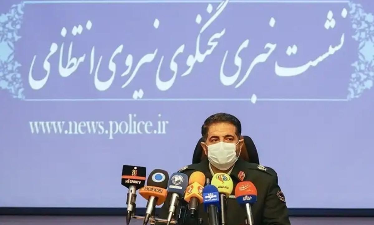 """پلیس: کشف حجاب جرم است    برطرف شدن ایرادات سامانه """"ناظر"""""""