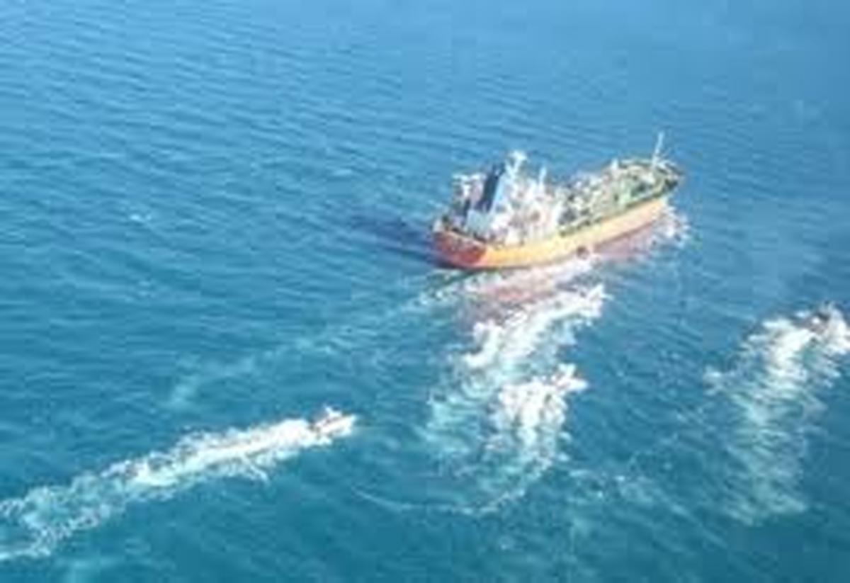 دریانوردی هرمزگان: نفتکش کرهای به اخطارها توجه نکرد