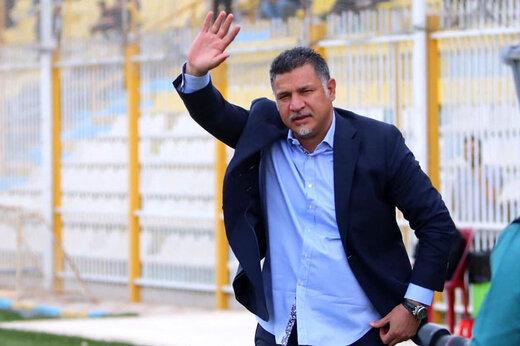 دو اسطوره فوتبال ایران در تیم منتخب قرن آسیا