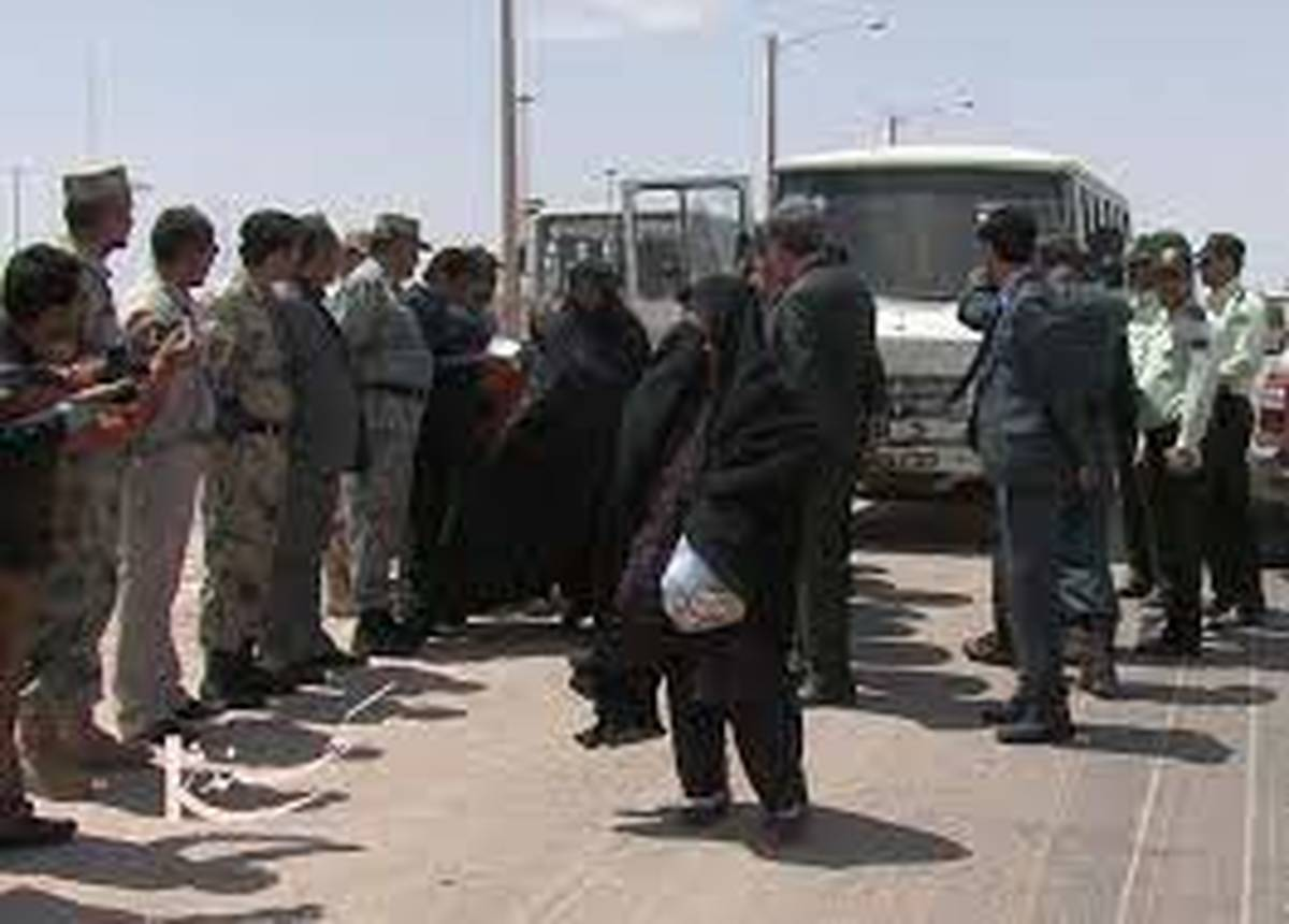 زندانیان ایرانی در افغانستان به کشور منتقل شدند