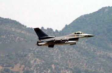 حمله پهپادی  | حملات هوایی ترکیه در اقلیم کردستان امروز از سرگرفته شد.
