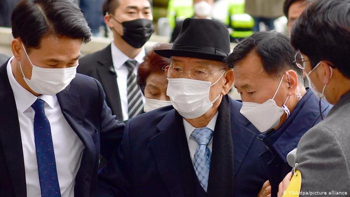 زندان برای رئیس جمهوری اسبق کره جنوبی به دلیل افترا