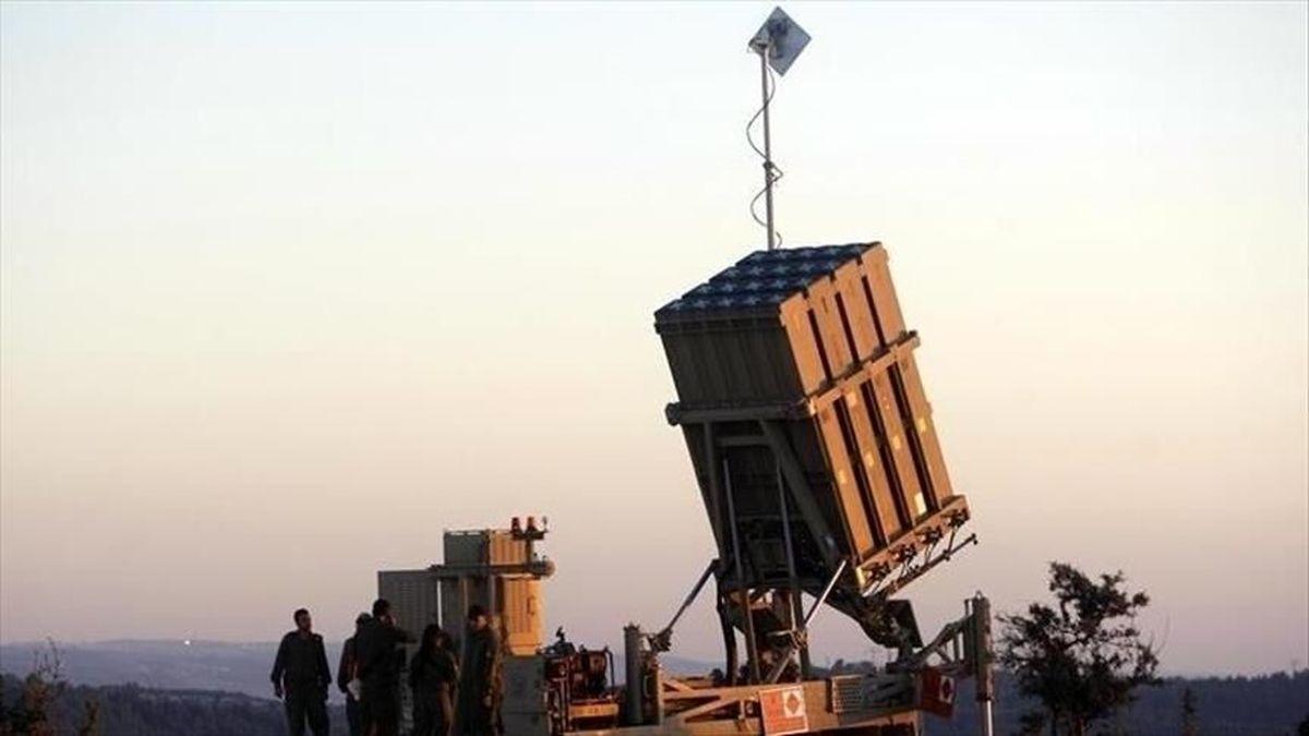 جنگنده اف ۱۵ اسرائیلی در جنگ غزه به اشتباه سرنگون شد