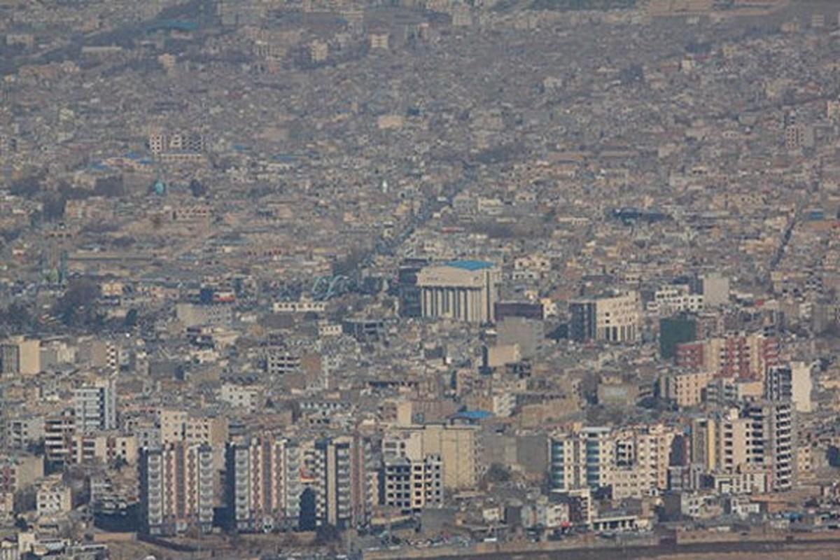 افزایش غلظت ازن در هوای تهران
