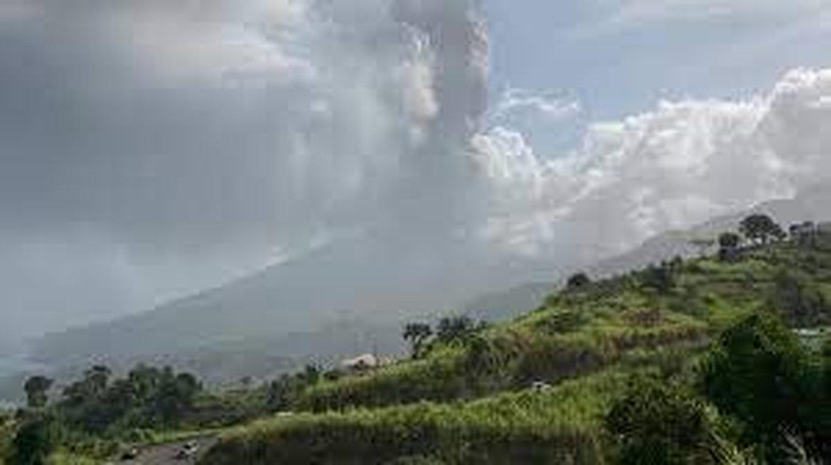 خطر فورانهای آتشفشانی در کنگو به مناطق شهری رسید
