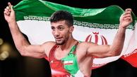 محمدرضا گرایی به طلای جهان رسید | پایان کار کشتی فرنگی ایران با نتیجه تاریخی ۴ طلا و ۲ برنز