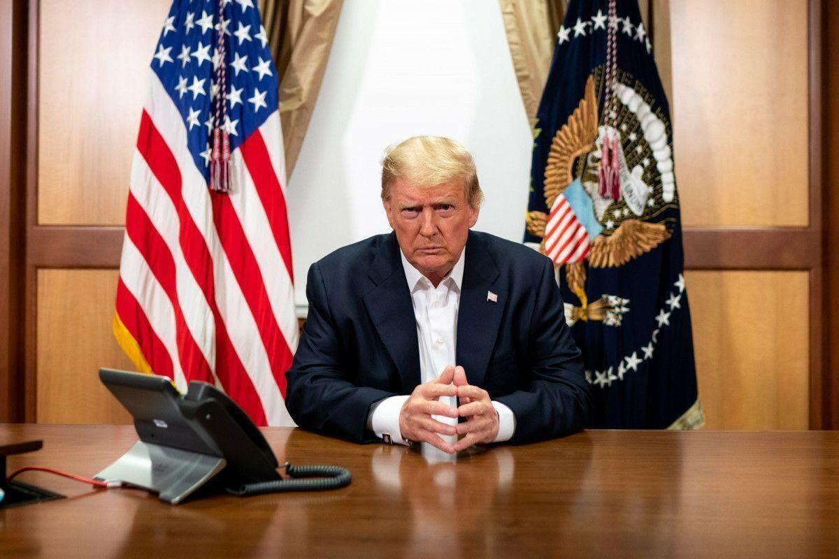 کاخ سفید  |    روز شنبه ترامپ رای خود را به صندوق میاندازد