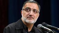 علیرضا زاکانی برای اصلاحطلبان سنگ قبر ساخت +عکس