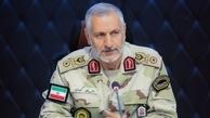 فرمانده مرزبانی ناجا: مرزهای زمینی در ایام اربعین کاملا بسته هستند