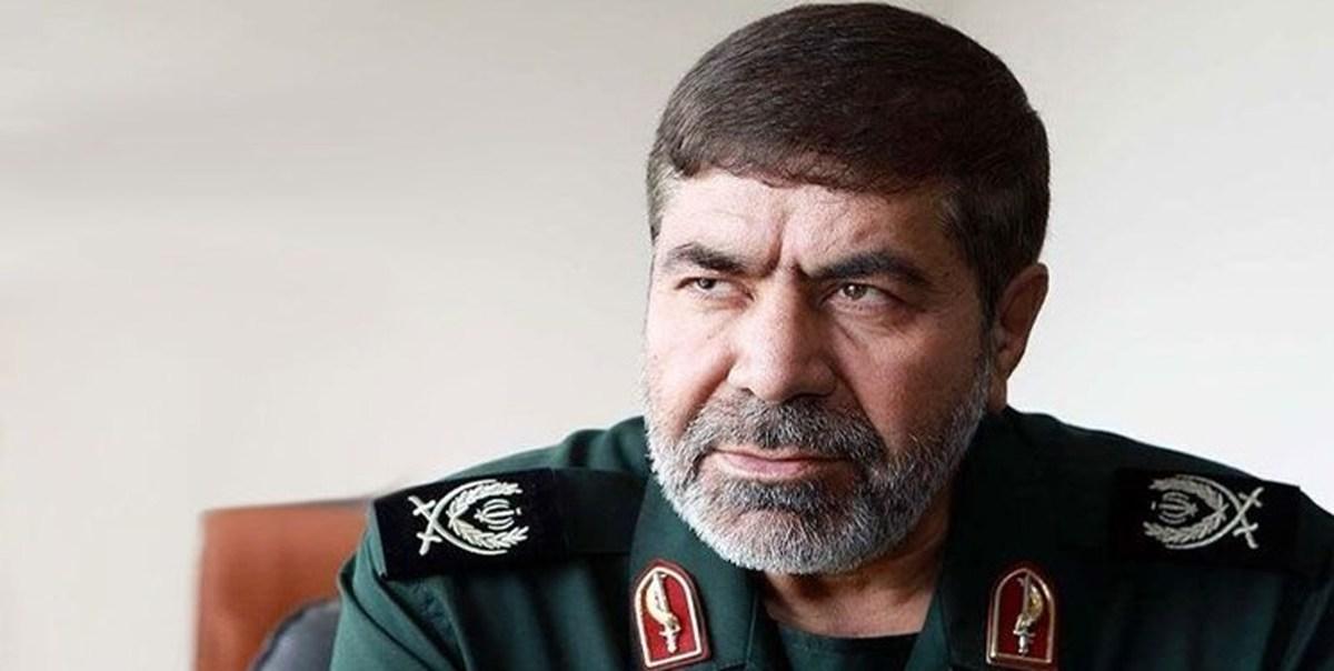 سخنگوی سپاه    اولین کسی که خطر در سوریه را احساس کرد سردار سلیمانی بود