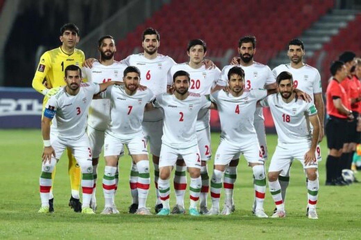 حریفان ایران در انتخابی جام جهانی مشخص شدند