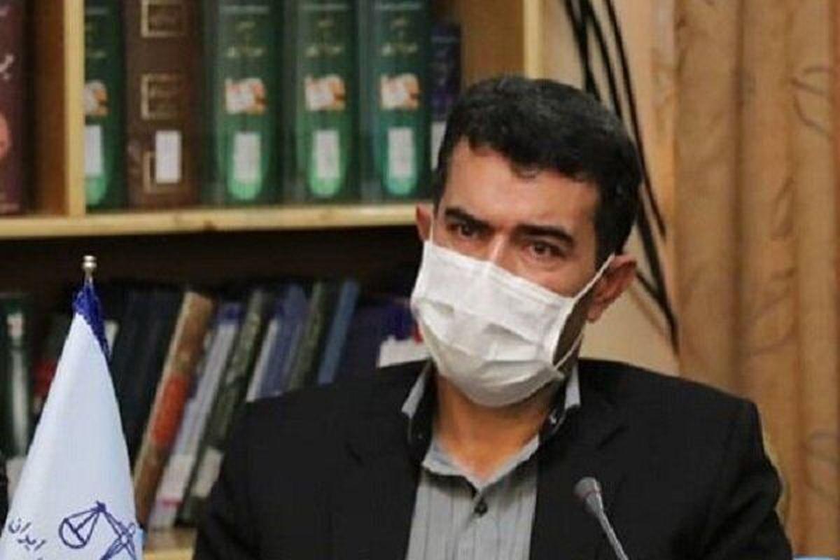 دادستان زاهدان: یک مامور مدافع امنیت در حوادث اخیر به شهادت رسید