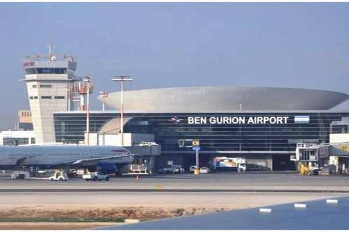 یک کوادکوپتر ناشناس در اطراف فرودگاه بنگوریون رؤیت شد
