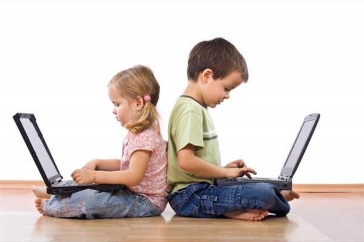 """فرهنگ """"مجازی""""؛ سایهای که بر زندگی کودکان سنگینی میکند"""