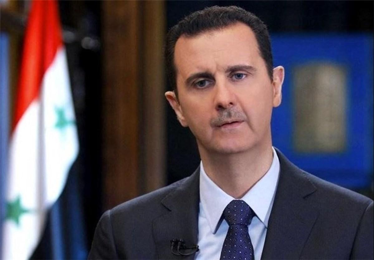 بشار اسد: ایران حامی سوریه در مبارزه با تروریسم است