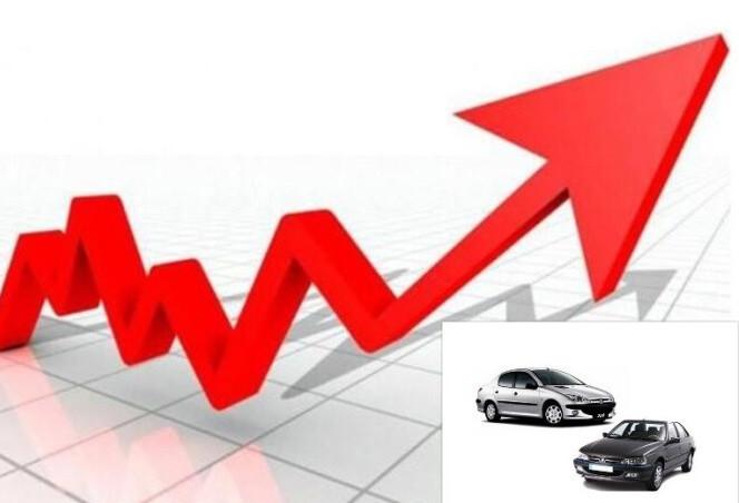 دلایل افزایش دوباره قیمت خودروها