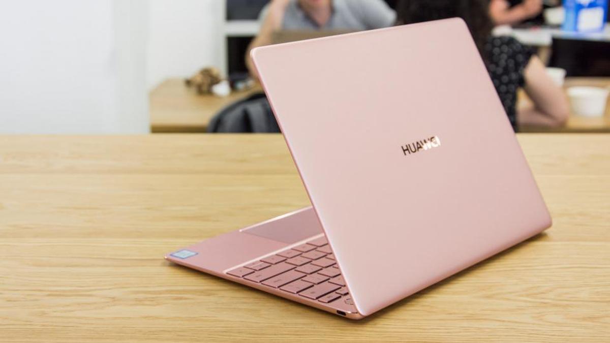 بالاخره رنگ صورتی طلایی به Huawei MateBook X Pro هم رسید