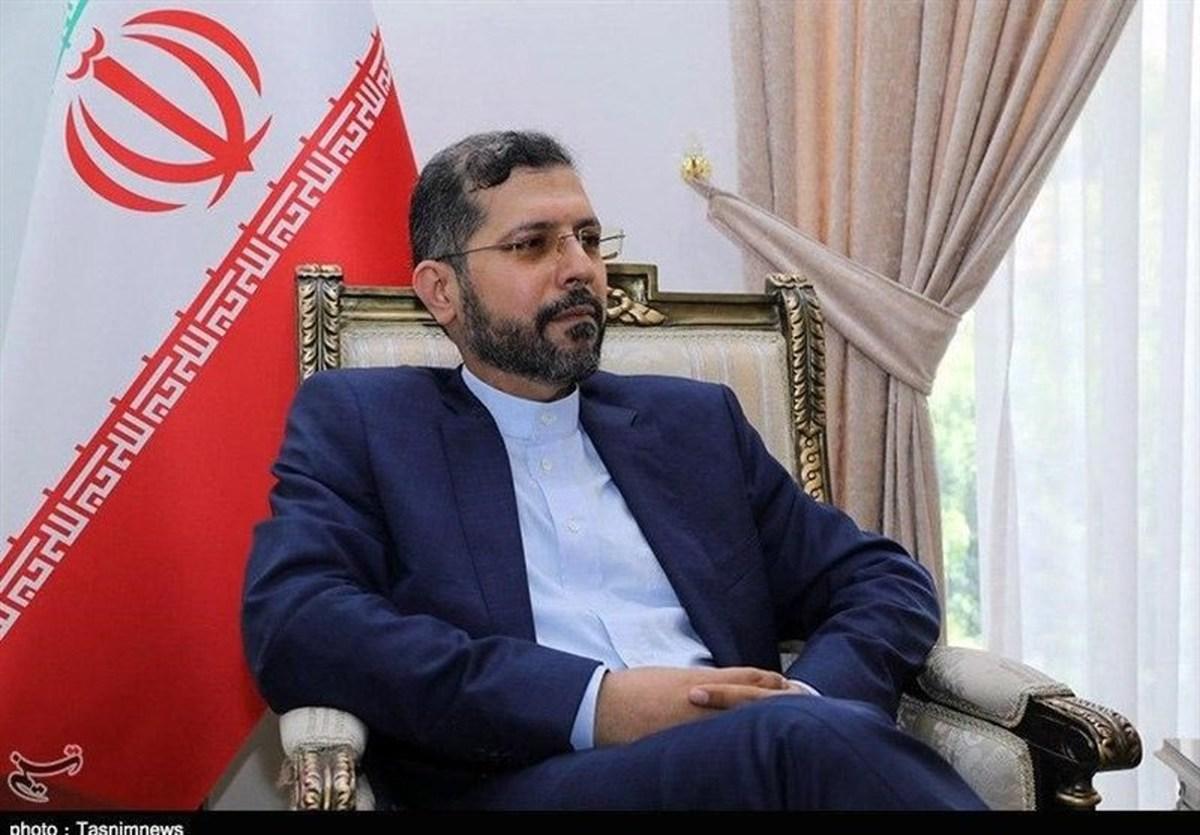 ایران از تصمیم بایدن استقبال میکند