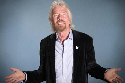 الفبای ریچارد برنسون برای کسبوکار