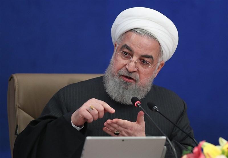 روحانی: حمایت از بازار سرمایه به معنی هدایت دستوری نیست |  فعالان سیاسی نباید اظهارنظر اقتصادی را با اظهارنظر سیاسی یکسان بپندارند