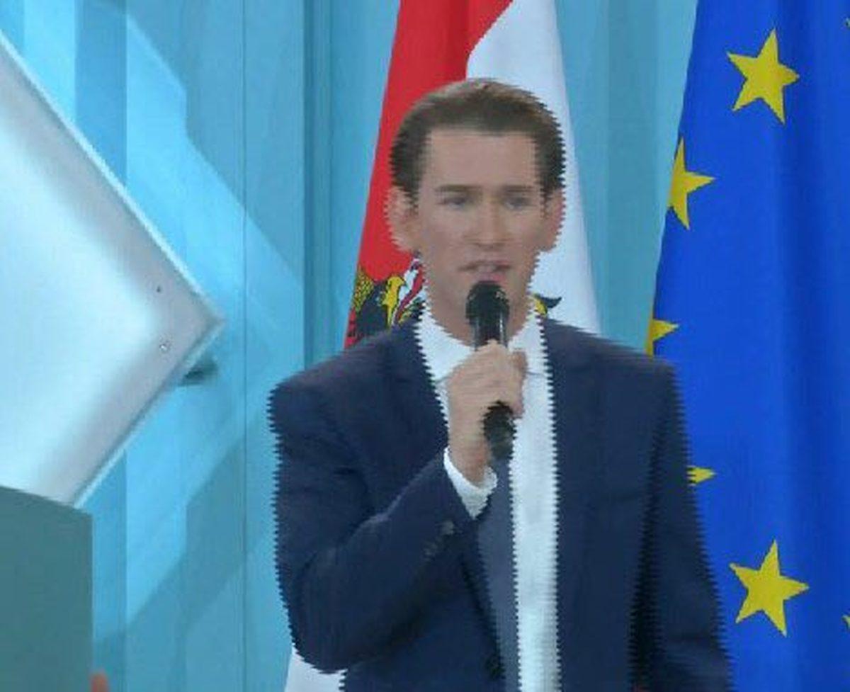 کورتس رسماً خود را پیروز انتخابات اتریش اعلام کرد