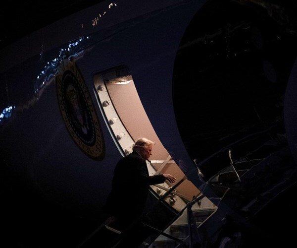دیدارترامپ با نیروهای ویژه عملیات ترور البغدادی پشت در های بسته