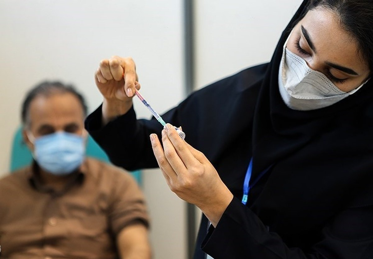 تکلیف واکسیناسیون خبرنگاران جامانده