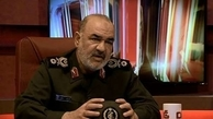 فرمانده کل سپاه هفته سربازان گمنام امام زمان (عج) را به وزیر اطلاعات تبریک گفت