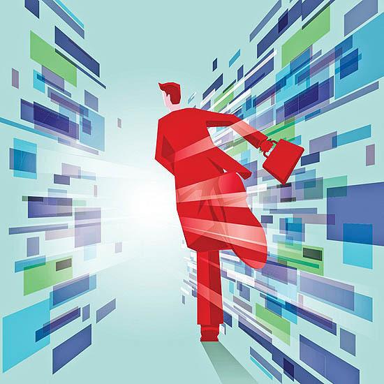 جهان در حال دیجیتالی شدن است؟