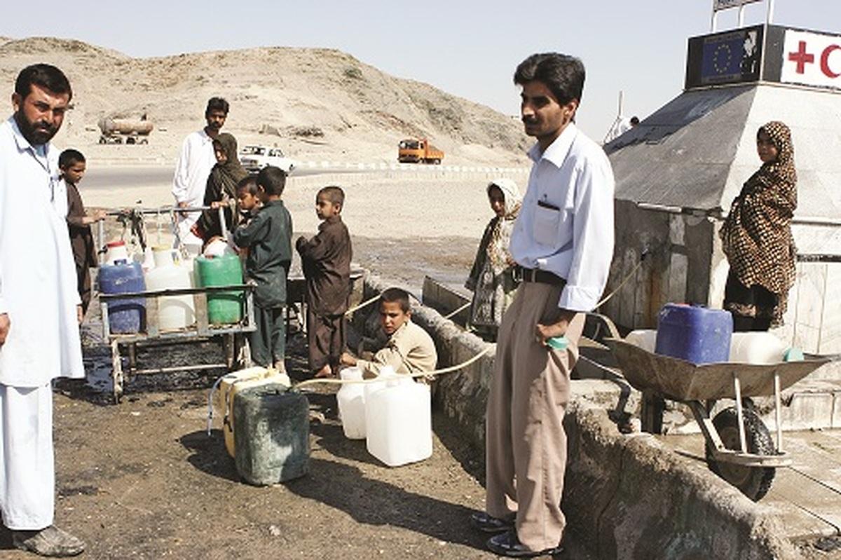 آب،از کمبود تا طغیان
