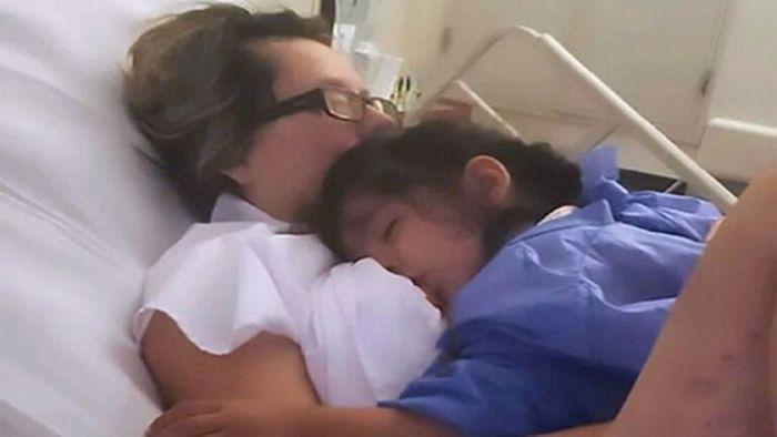 مهر مادری یک زن آرژانتینی را از کما خارج کرد