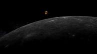 کاوشگر چینیها  با موفقیت وارد مدار ماه شد