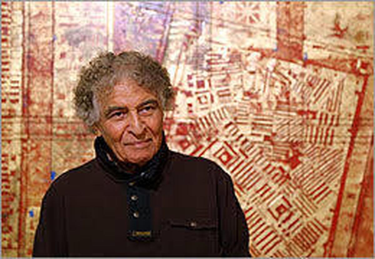 مسعود عربشاهی، نقاش و مجسمهساز ایرانی درگذشت