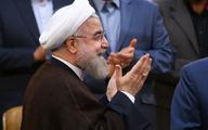 اهدای تندیس نشان مسئولیت اجتماعی ایران به محک با حضور رئیس جمهور