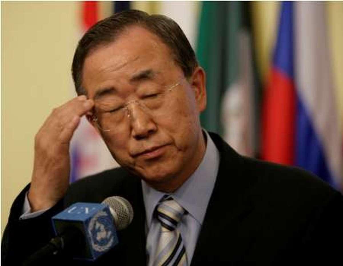 دبیرکل سازمان ملل به فساد مالی متهم شد