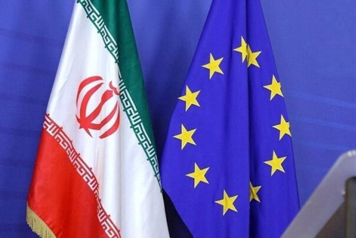 میزان تجارت  ایران    |     کاهش 9 درصدی تجارت ایران و اتحادیه اروپا