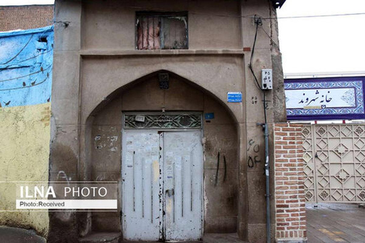 سرقت در گرمابه آخوند در قزوین