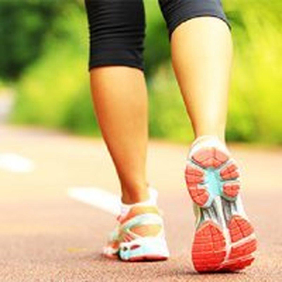 کاهش خطر مرگ زنانی که روزانه ۷۵۰۰ قدم برمیدارند