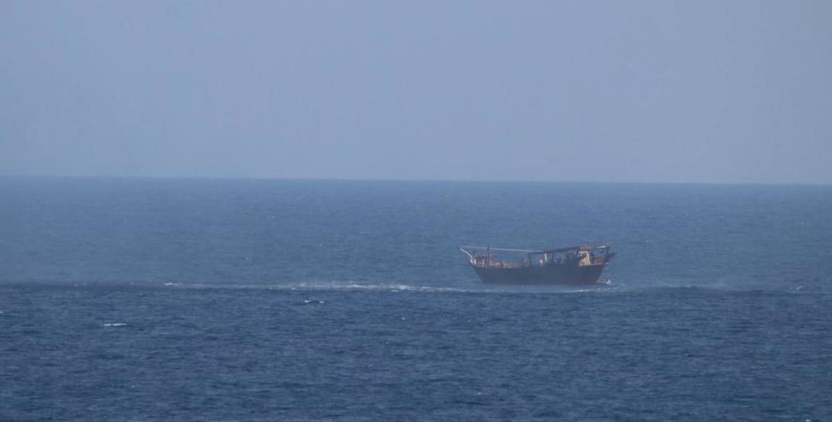 تصویری جالب از زن دریانورد ایرانی| زن ایرانی دریانورد افسری کشتی باری در دریای خزر
