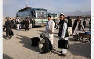 سال گذشته 800 هزار افغانستانی از ایران رفتند