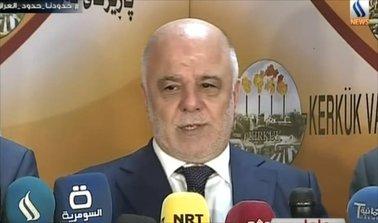 """حیدر العبادی: ترکیه """"اشتباه کُشنده"""" صدام را تکرار نکند"""