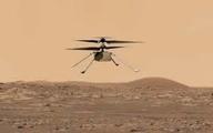 هلیکوپتر مریخی |  برای ششمین بار  پرواز هلیکوپتر مریخی مختل شد