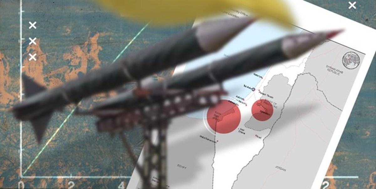 رسانههای اسرائیلی: حزبالله ۱۵۰ هزار موشک دارد
