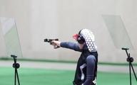 پایان کار تپانچه ایران در المپیک توکیو