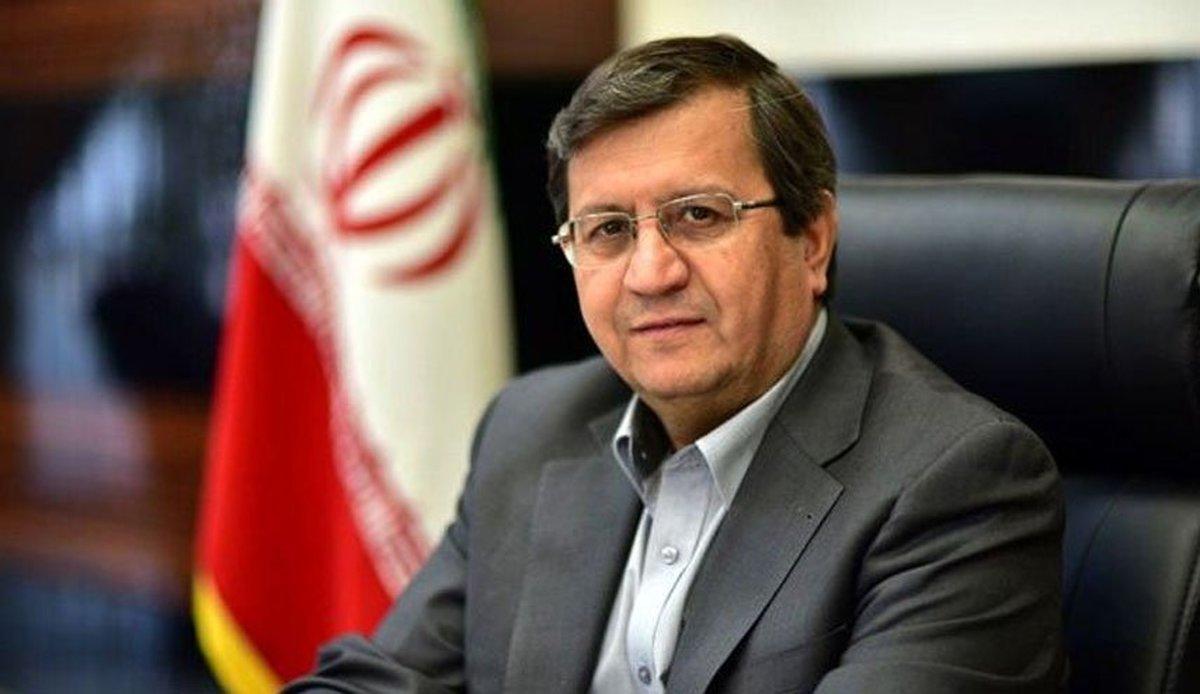 عبدالناصر همتی نامزد انتخابات ریاست جمهوری از ریاست بانک مرکزی برکنار شد