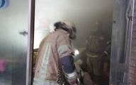 آتش سوزی در محدوده بازار تهران رخ داد+جزئیات