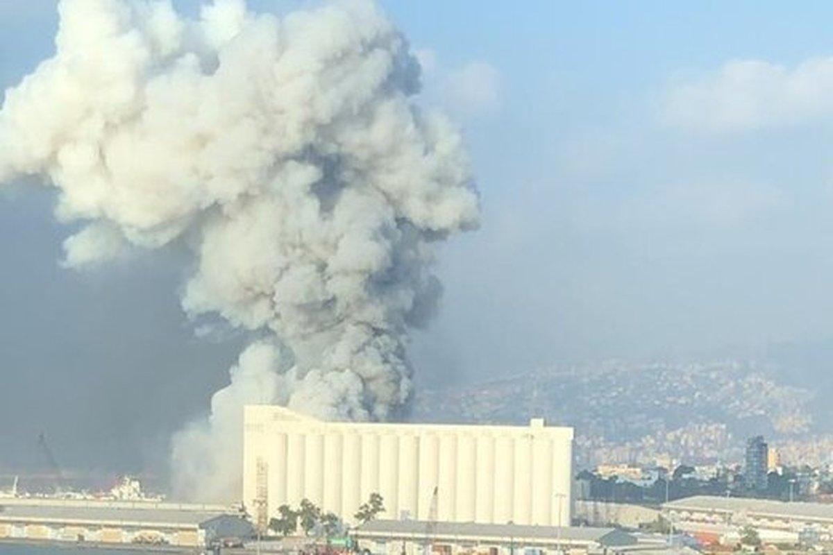 تازه ترین اخبار انفجار بیروت/ نخستین واکنش پنتاگون