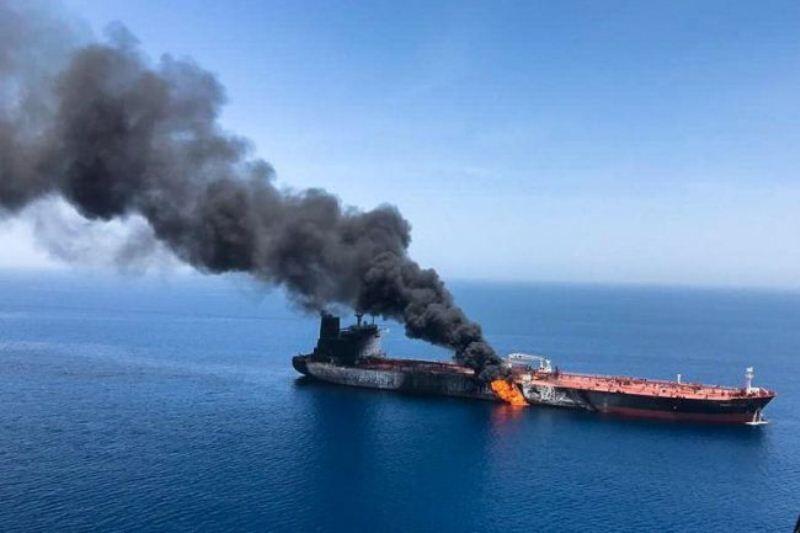ناتو حمله به نفتکش اسرائیلی را محکوم کرد