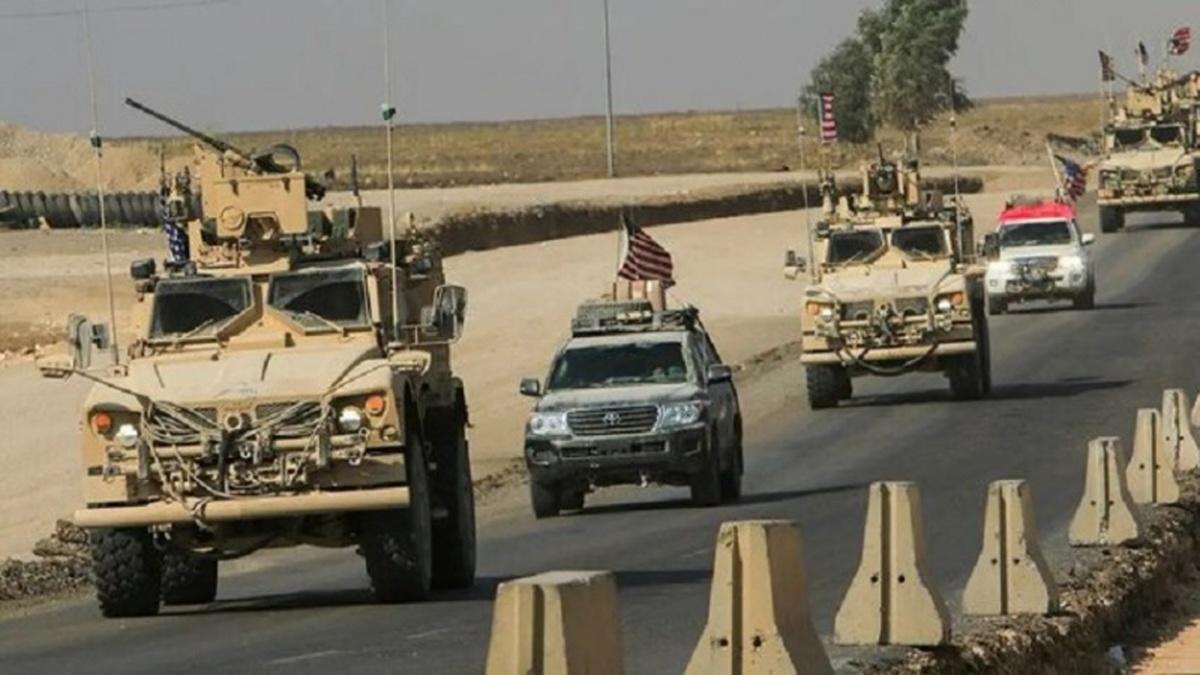 سومین حمله به کاروان ائتلاف آمریکایی در عراق